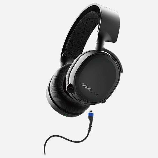 61509 ゲーミングヘッドセット 2019Edition Arctis 3 Bluetooth [ワイヤレス(Bluetooth)+有線 /両耳 /ヘッドバンドタイプ]