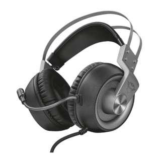 23209 ゲーミングヘッドセット GXT 430 Ironn [φ3.5mmミニプラグ /両耳 /ヘッドバンドタイプ]