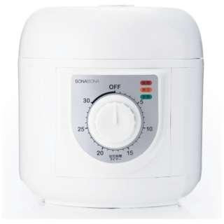 BDPC72WH 電気圧力鍋 BONABONA