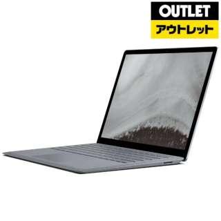 【アウトレット品】 13.5型ノートPC [Office付・Core i5・SSD 256GB・メモリ 8GB] Surface Laptop 2 LQN-00019 プラチナ 【生産完了品】