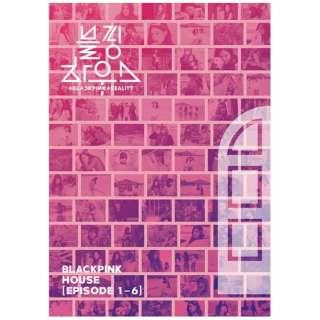 BLACKPINK HOUSE [EPISODE1-6] 【DVD】