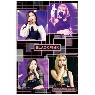 """【初回特典付き】 BLACKPINK/ BLACKPINK ARENA TOUR 2018 """"SPECIAL FINAL IN KYOCERA DOME OSAKA"""" 初回生産限定盤(Blu-ray+GOODS《ステンレスサーモボトル》) 【ブルーレイ】"""