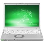 CF-SV8CDWQR ノートパソコン Let's note(レッツノート)  SVシリーズ シルバー [12.1型 /intel Core i5 /SSD:256GB /メモリ:8GB /2019年春モデル]
