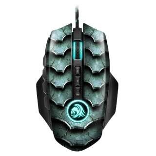 Drakonia II マウス Drakonia II Green [光学式 /12ボタン /USB /有線]