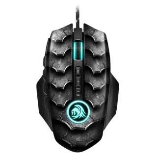 Drakonia II Black マウス Drakonia II Black [光学式 /12ボタン /USB /有線]