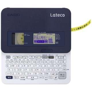 EC-K10 ラベルライター Lateco(ラテコ)