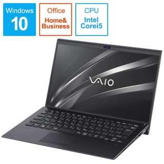 VAIO SX14 ノートパソコン ブラック VJS14190311B [14.0型 /intel Core i5 /SSD:256GB /メモリ:8GB /2019年4月モデル]