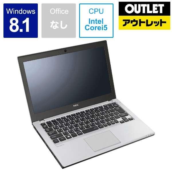 【アウトレット品】 ノートPC PCVJT23BKGHCT1ZDZZY [12.5型 /intel Core i5 /HDD:500GB /メモリ:4GB] 【数量限定品】