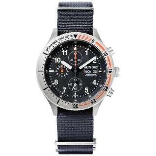 WNW-SA-NERV/S 国内ブランドメンズ腕時計 wena wrist active シルバー