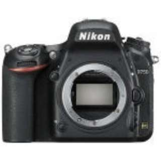【アウトレット品】 D750 デジタル一眼レフカメラ ブラック [ボディ単体] 【展示品】