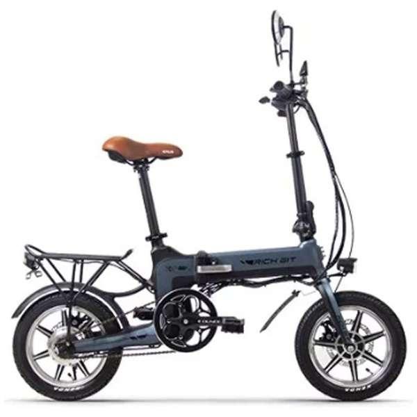 電動ハイブリッドバイク RICHBIT Smart e-Bike(グレー) TOP619 【沖縄と離島配送不可/お客様組み立て要】