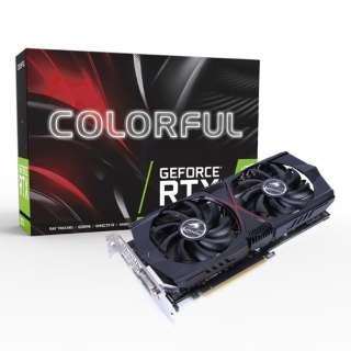 NVIDIA GeForce RTX 2060搭載 Colorful GeForce RTX 2060 6G ColorfulGeForceRTX20606G 【バルク品】