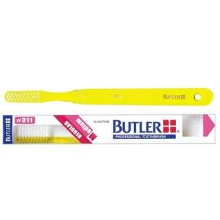 BUTLER(バトラー) 歯ブラシ #311 ふつう