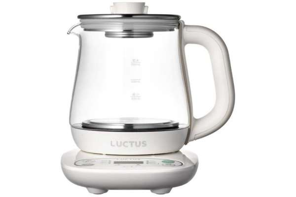 スマイル 電気ケトル「LUCTUS」(0.8L)SE6300