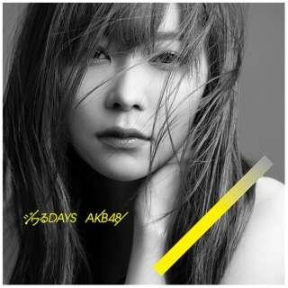 AKB48/ ジワるDAYS Type A 初回限定盤 【CD】