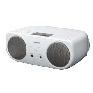 CDラジオ TY-C151S シルバー