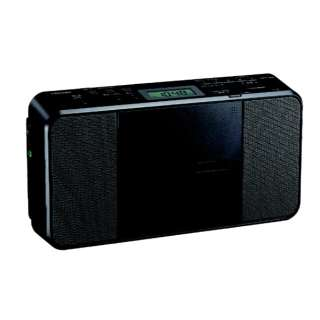 CDラジオ TY-C251K ブラック
