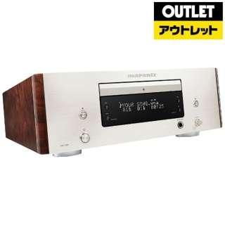 【アウトレット品】 CDプレーヤー HD-CD1/FN (シルバーゴール) 【外装不良品】