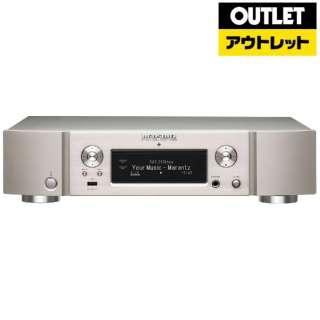 【アウトレット品】 ネットワークオーディオプレーヤー [ハイレゾ対応] NA6006/FN (シルバーゴールド) 【外装不良品】