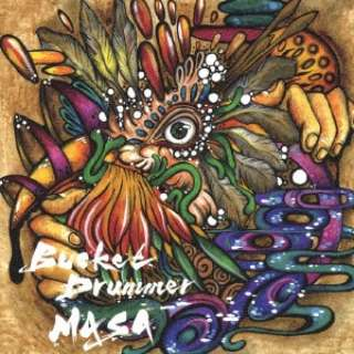 Bucket Drummer MASA/ PsyCle of Past Future 【CD】