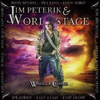 ジム・ピートリック&ワールド・ステージ/ ウィンズ・オヴ・チェンジ 【CD】
