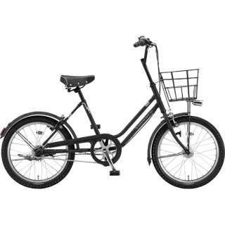 20型 自転車 ベガス 3T(クロツヤケシ/3段変速・点灯虫モデル) VEG03T 6314 【組立商品につき返品不可】