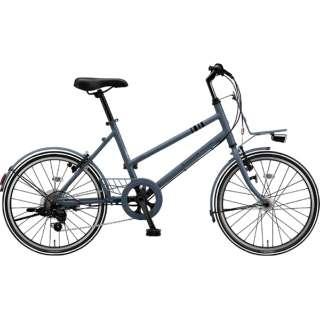 20型 自転車 マークローザ M7(T.Xダークアッシュ(ツヤ消しカラー)/外装7段変速) MRK07T 6341 【組立商品につき返品不可】