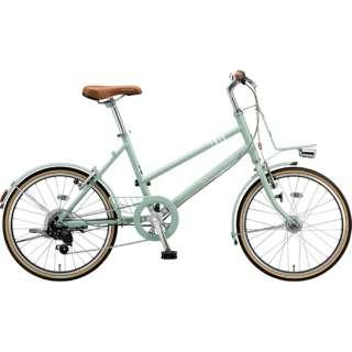 20型 自転車 マークローザ M7(E.Xグレイッシュミント/外装7段変速) MRK07T 6344 【組立商品につき返品不可】