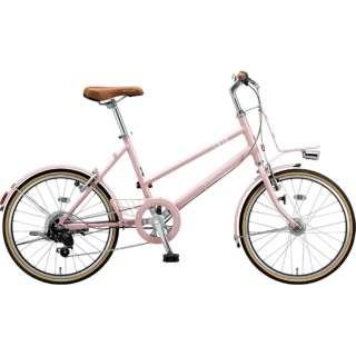 20型 自転車 マークローザ M7(E.Xサンドピンク/外装7段変速) MRK07T 6345 【組立商品につき返品不可】