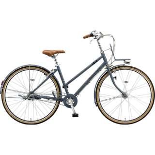 27型 自転車 マークローザ 3S(T.Xダークアッシュ(ツヤ消しカラー)/内装3段変速) MRK73T 6335 【組立商品につき返品不可】