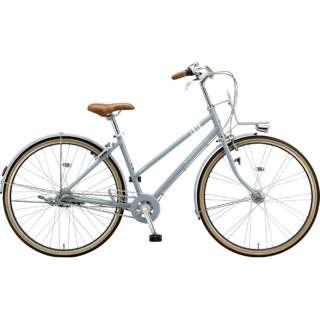 27型 自転車 マークローザ 3S(T.Xマットブルーグレー(ツヤ消しカラー)/内装3段変速) MRK73T 6337 【組立商品につき返品不可】