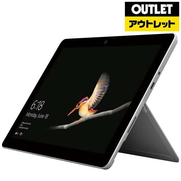 【アウトレット品】 Surface Go [10.0型 /SSD 128GB /メモリ 8GB /Intel Pentium /シルバー /2018年] MCZ-00014 Windowsタブレット サーフェス ゴー 【外装不良品】