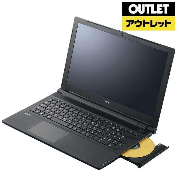 【アウトレット品】 15.6型ノートパソコン [Win10 Pro・Core i7・HDD 500GB・メモリ 4GB] PC-VKV25FBGS4R1 【数量限定品】