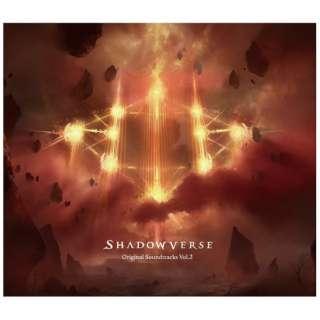 (ゲーム・ミュージック)/ Shadowverse Original Soundtracks Vol.2 【CD】