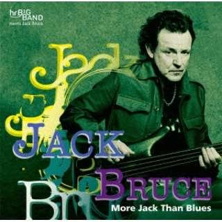 Jack Bruce + hr-Bigband/ モア・ジャック・ザン・ブルース 完全生産限定盤 【DVD】