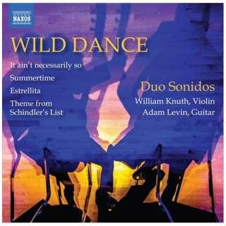 (クラシック)/ 野性的な踊り:ヴァイオリンとギターのための編曲集 【CD】