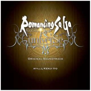 (ゲーム・ミュージック)/ Romancing SaGa Re;univerSe Original Soundtrack 【CD】