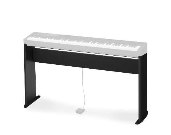 カシオ電子ピアノPX-Sシリーズ対応スタンド CS-68PBK