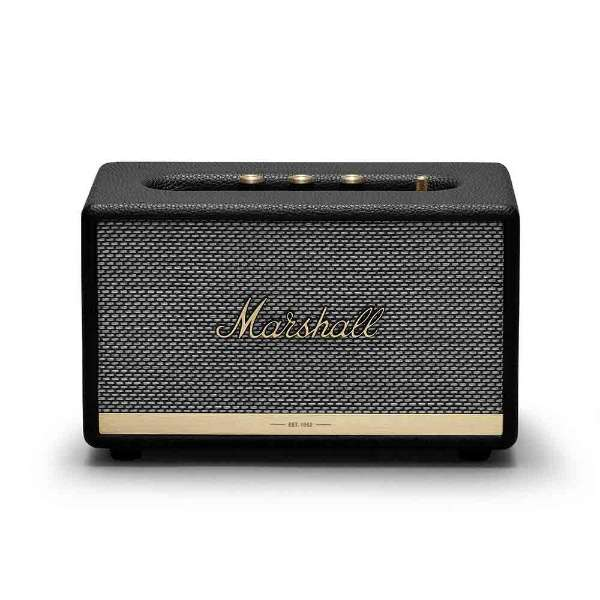 ZMS-1001900 Marshall ACTON II Bluetooth Black [Bluetooth対応]