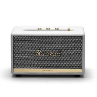 ZMS-1001901 Marshall ACTON II Bluetooth White [Bluetooth対応]