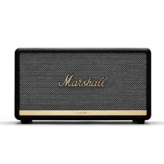 ZMS-1001902 Marshall Stanmore Bluetooth II Black [Bluetooth対応]