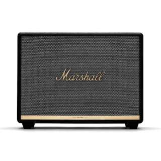 ZMS-1001904 Marshall Woburn Bluetooth II Black [Bluetooth対応]