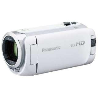 HC-W590M ビデオカメラ ホワイト [フルハイビジョン対応]