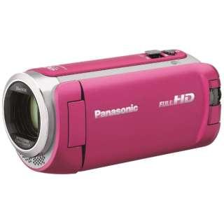 HC-W590M ビデオカメラ ピンク [フルハイビジョン対応]