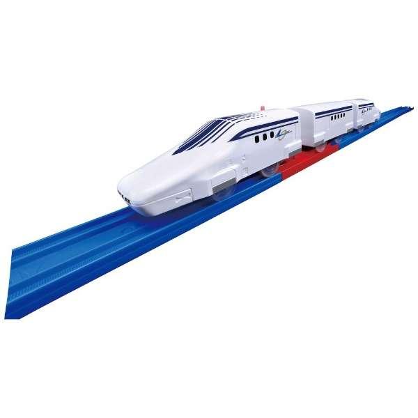 プラレール S-17 レールで速度チェンジ!! 超電導リニアL0系