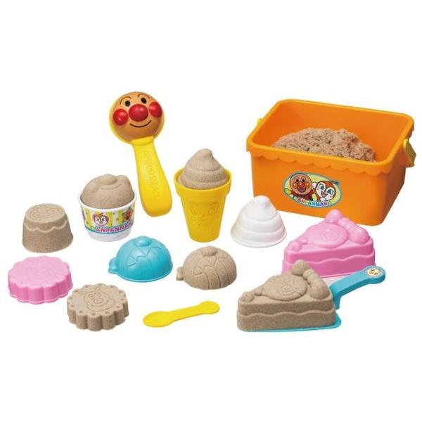 それいけ!アンパンマン お砂で遊ぼう! デザートセット
