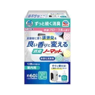 ヘルパータスケ 良い香りに変える 消臭ノーマット 快適フローラル