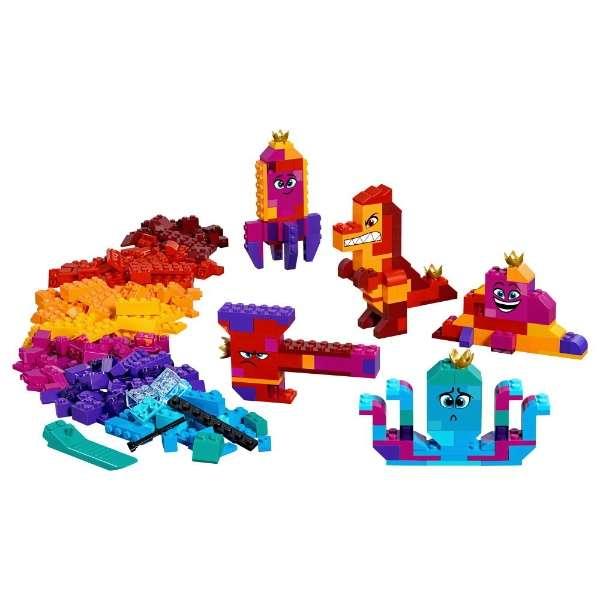 レゴジャパン LEGO 70825 レゴムービー2 わがまま女王のなんでも組み立てボックス