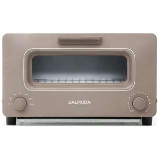 K01E-CW オーブントースター BALMUDA The Toaster(バルミューダ ザ・トースター) ショコラ