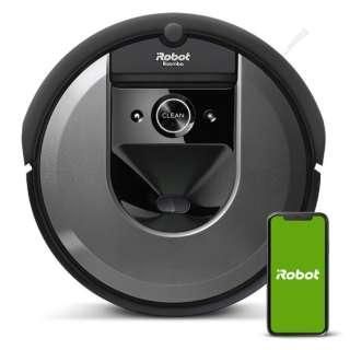 【国内正規品】 ロボット掃除機 「ルンバ」 i7 ダークグレー